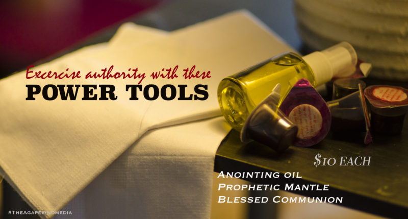 BIBLICAL POWER TOOLS