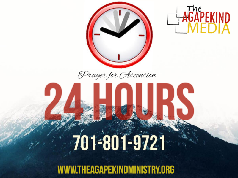 24 Hour Prayer Marathon, 2017